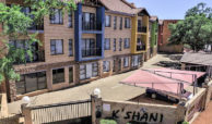 Quattro Properties - Kshani student accommodation entrance