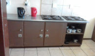 Quattro Properties - Fernette kitchen with kettles